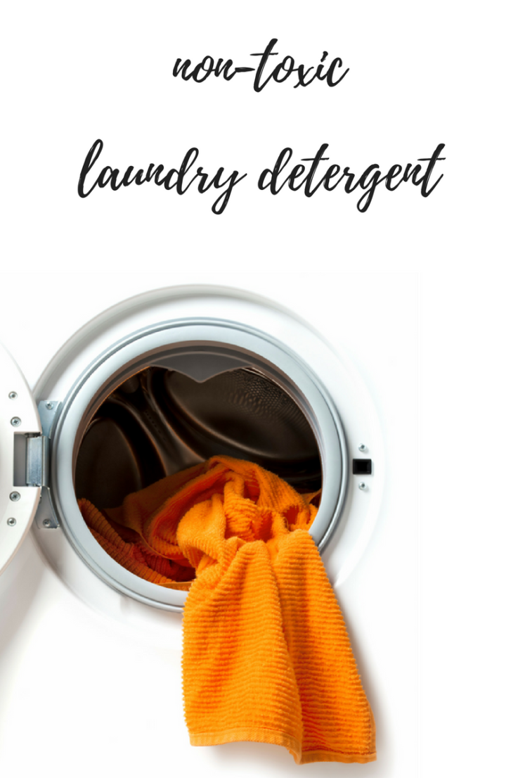 Less expensive than in the store, safer, and even an opportunity to get money back on one of the toxin-free laundry options.