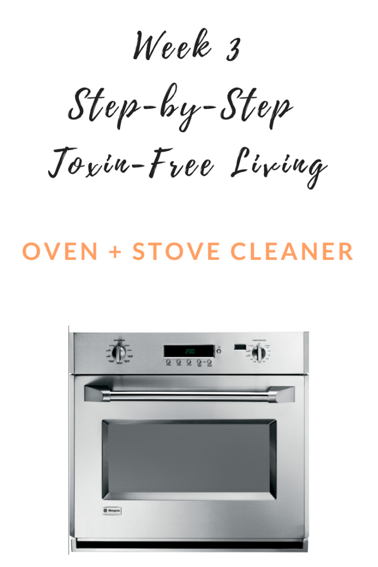 The safest oven and stove cleaner without any synthetics, powered by plants, hard-working, and building your immune and respiratory system while you clean.