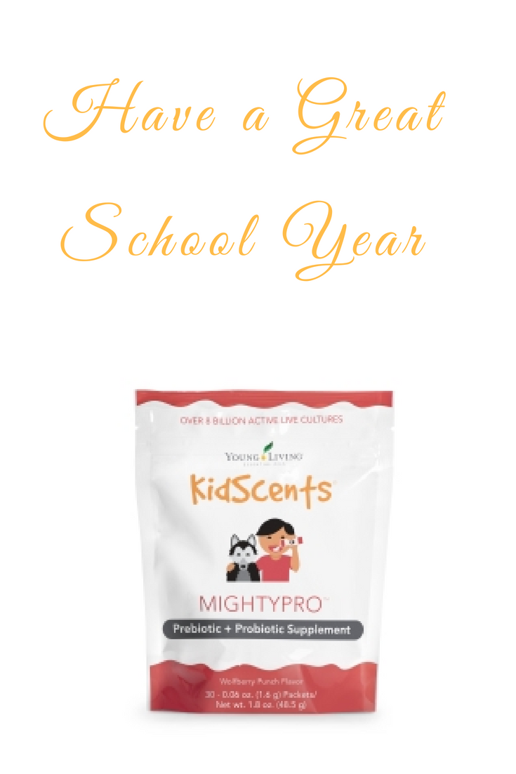 Back to School Pre and Probiotics Young Living