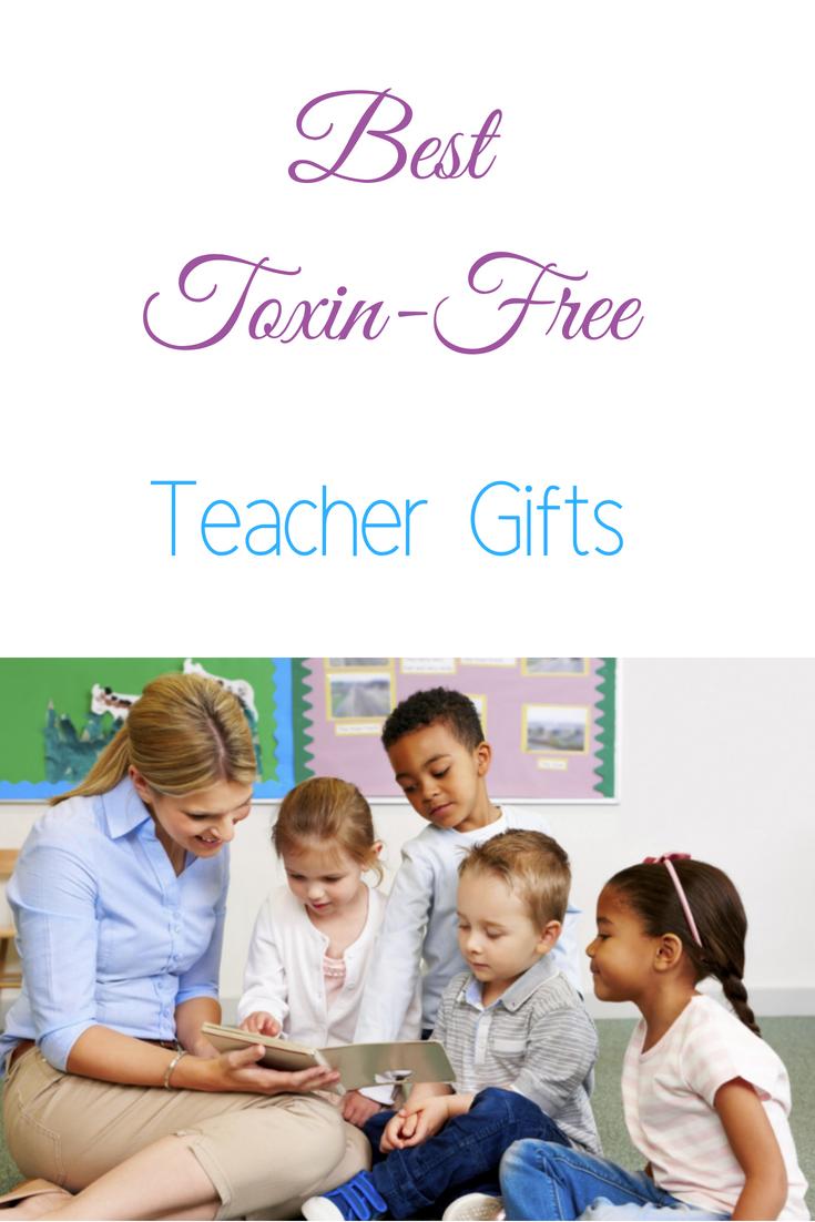 Best Toxin-Free Teacher Gifts