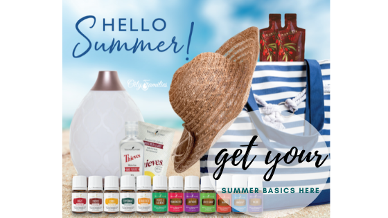 This summer, take care of your body the best way possible with the only pesticide-free lifestyle on the market.