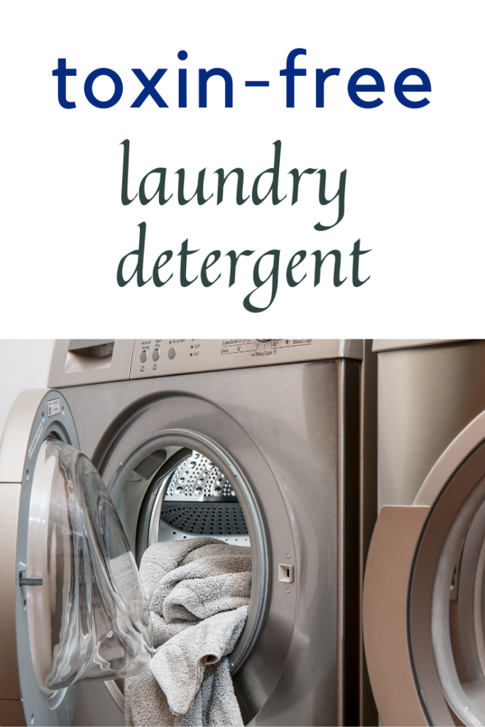 A toxin-free laundry detergent is key for your family's health, and these two are simple, affordable and the best you can get!