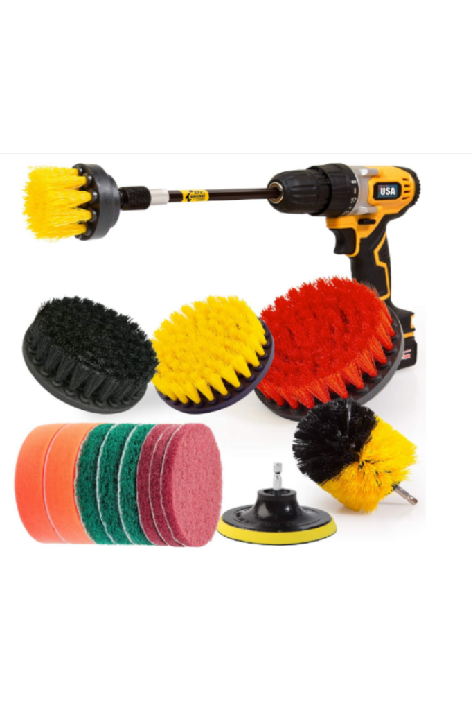 The best deep cleaning tool you already have is right in your garage just waiting for you to make it a cleaning star!