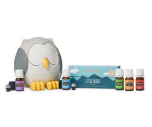 Essential Oils for Kids Starter Kit