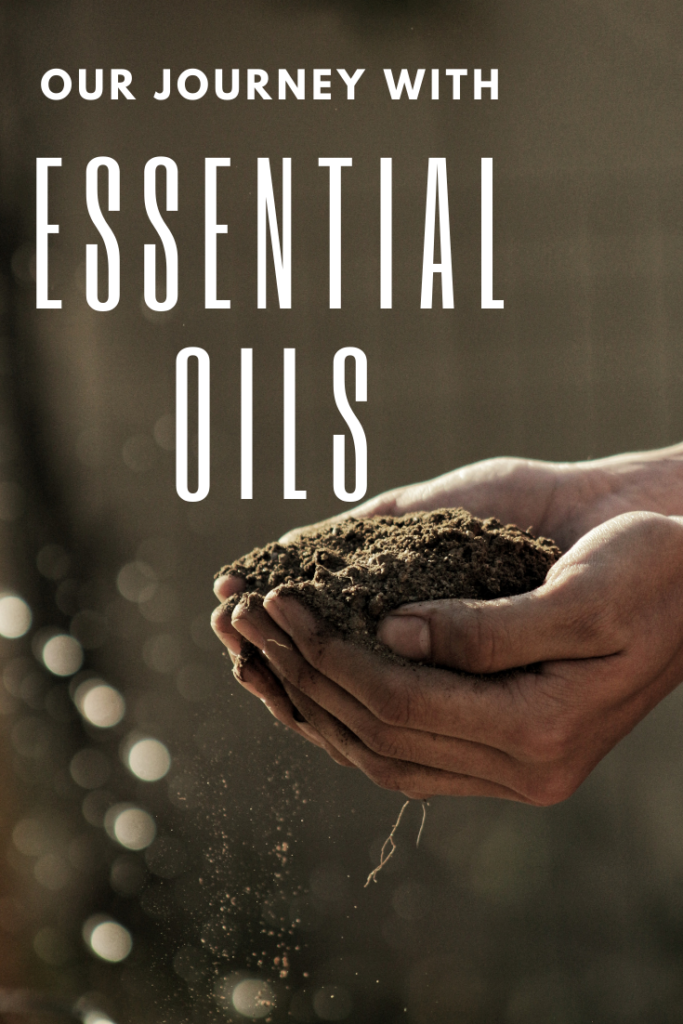 Our journey with essential oils wasn't always easy, but finally figuring out this one simple standard changed everything.